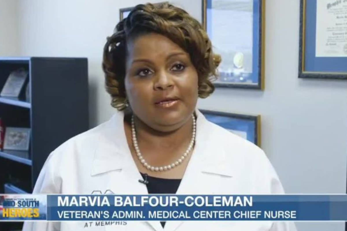 Marvia Balfour-Coleman In The News