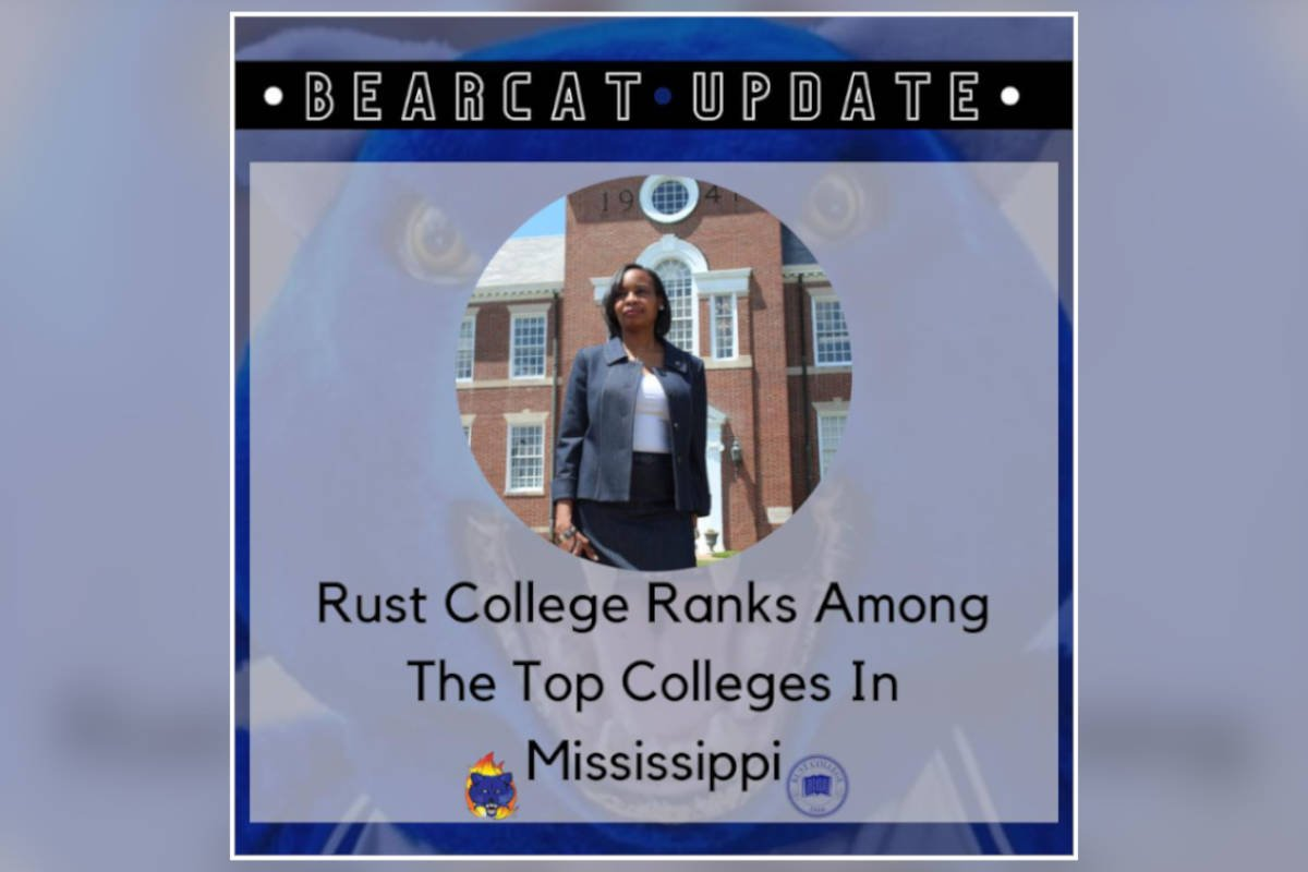 Rust College Ranking in Mississippi