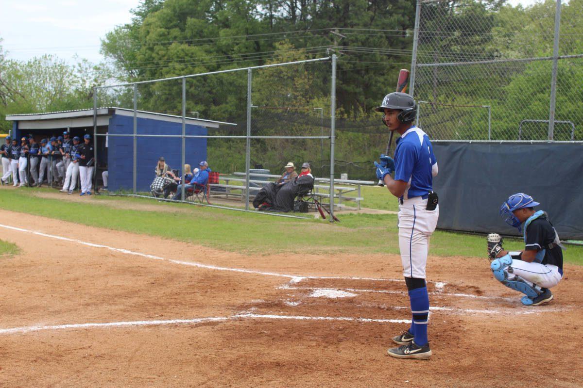 Rust College Baseball Player Darrien Chapman